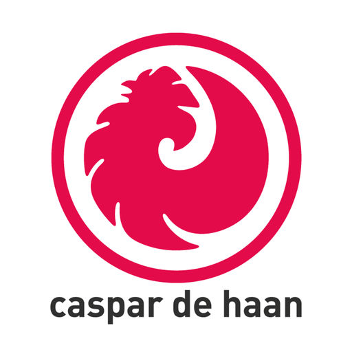 Logo Caspar de Haan